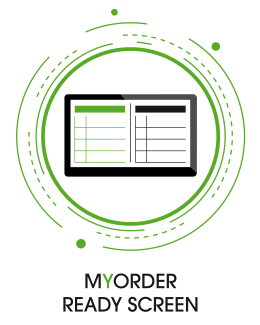 myorder ready screen