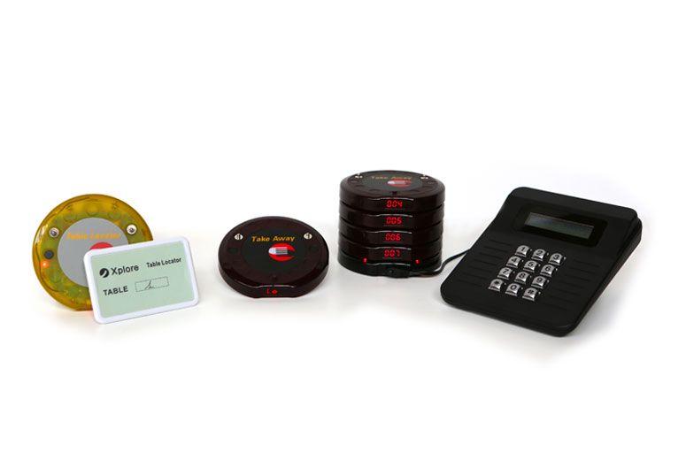 sistema wi fi richiama cliente gestisci code e attese