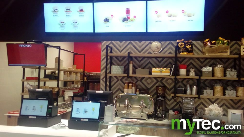 Gestionali fast food Milano
