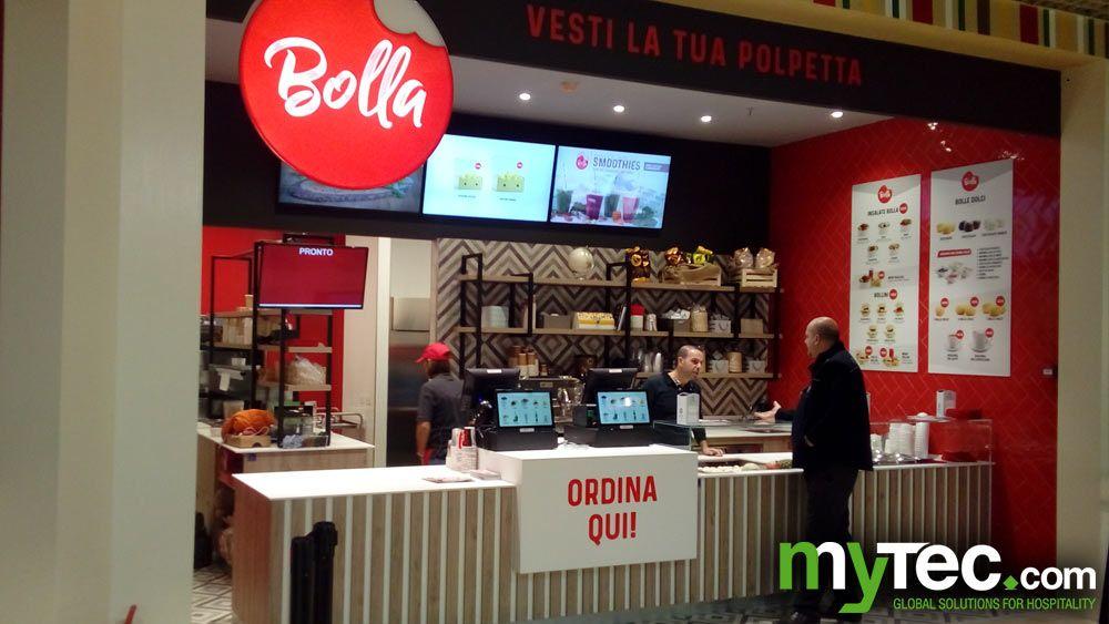 Gestionali fast food Monza
