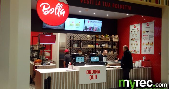 Software per fast food Monza