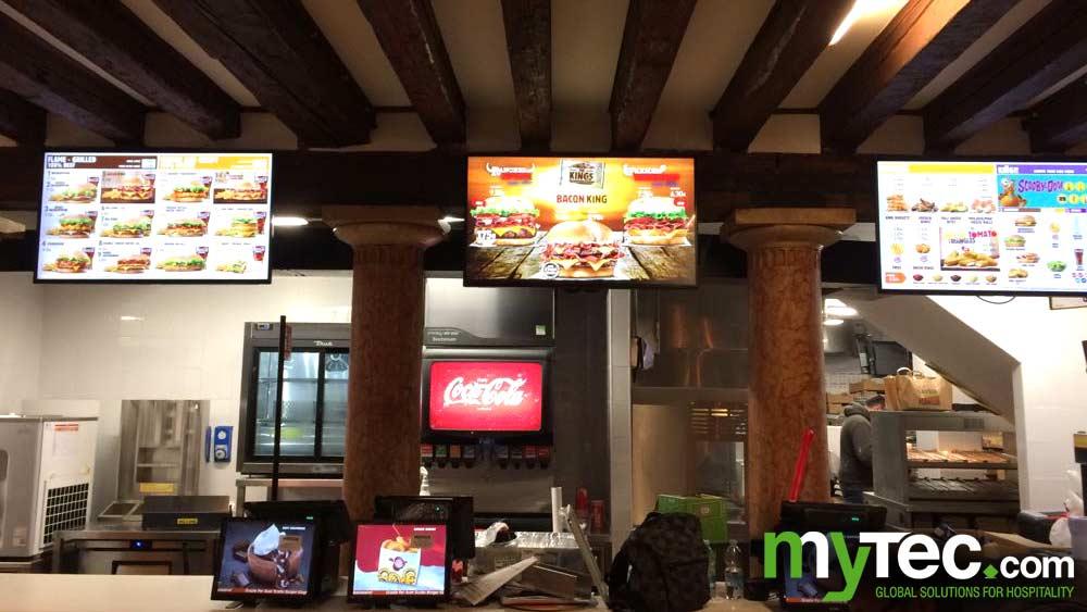 Gestionale Burger King