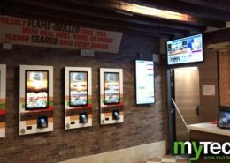 Software fast food Burger King