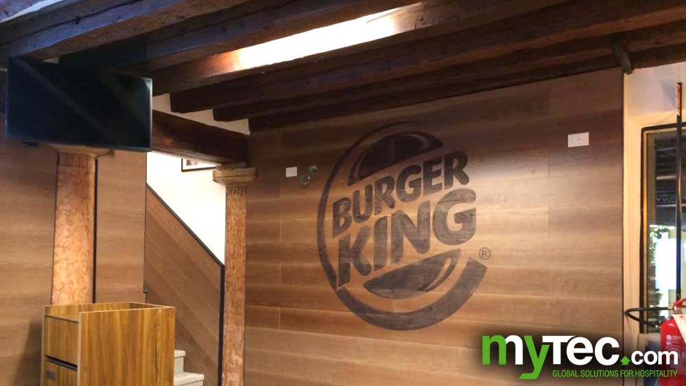 Software gestionale Burger King