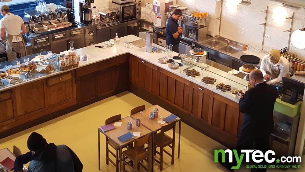 Sistema gestionale california bakery