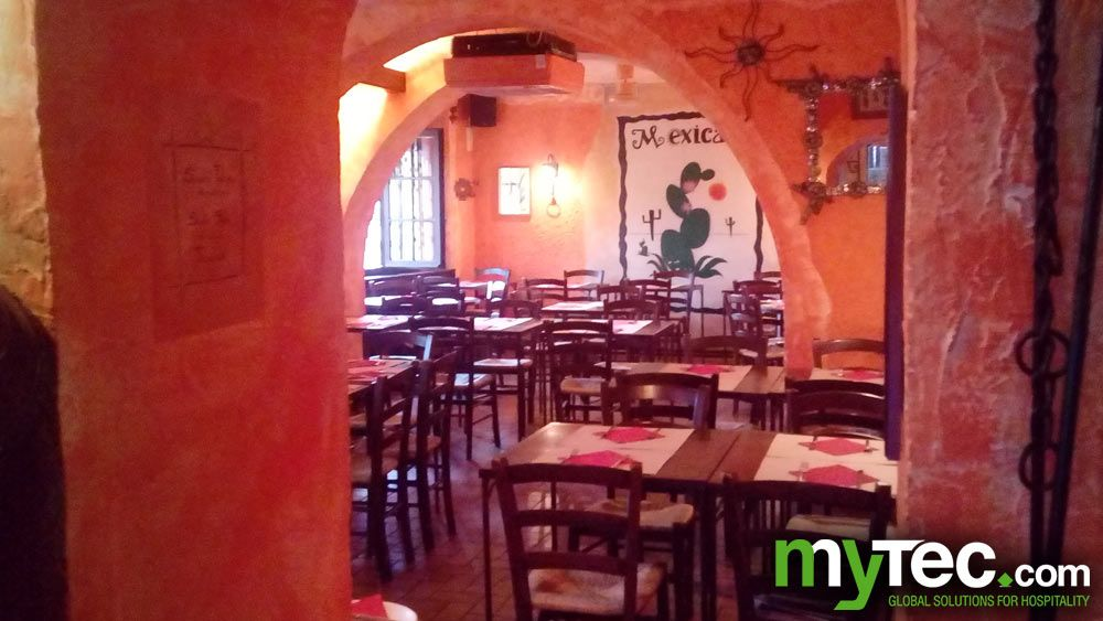 Gestionale ristorante mexicali