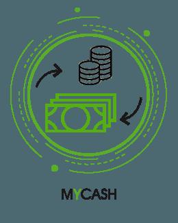 Icona my cash cassa automatica