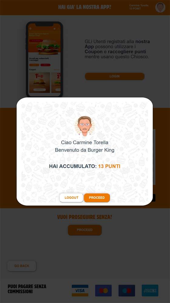 Gestionali Burger King