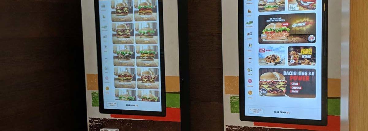 Gestionali per Fast Food Burger King
